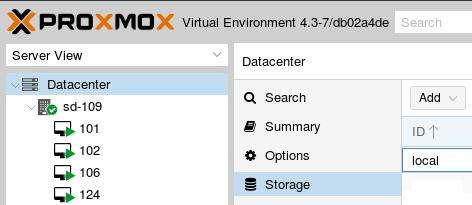 Migration de machines virtuelles Proxmox v3 vers v4 (avec IP
